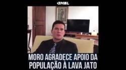 """브라질에도 '반부패 영웅' 떴다…모루 판사 SNS에 """"국민 여러분 고마워요"""""""