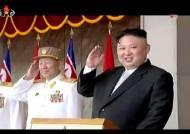 북, 김일성 생일 맞아 대규모 열병식 진행중