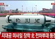 北 열병식, 북극성 SLBM, 스커드-ER 미사일 등 … 신형 무기 체계 대량 선보여