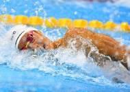 박태환, 올해 첫 국제대회 400m 금메달