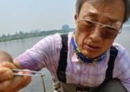 """[르포]환경단체와 농민들이 """"보 개방"""" 요구하는 여주 남한강 3개 보에 무슨 일이?"""