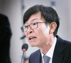 """다운계약서·논문표절 사과한 김상조 … 여당 """"이렇게 깨끗하고 도덕성 갖춰"""""""
