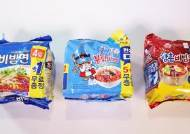 [간편식 별별비교] 팔도·삼양·오뚜기의 신제품 비빔면, 최강자는?