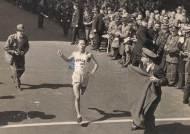 '보스턴 마라톤 우승' 서윤복 선생 타계