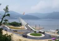[굿모닝 내셔널]배 아닌 승용차 타고 떠나는 '연인의 섬' 석모도...서울서 90분 석모대교 개통