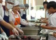 [르포]'과일급식'으로 학생 건강+농가 살리기, 일거양득 '안성맞춤 실험'