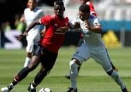 '미리 보는 UEFA 수퍼컵' 레알-맨유, 美 프리 시즌 경기 무승부