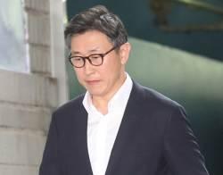 '스폰서 부장검사' 김형준, 항소심서 집행유예 석방