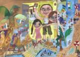 [소년중앙] 어린이날 그림대회 1등한 조이신 학생 가족여행 후기