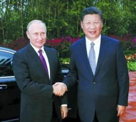 """<!HS>브릭스<!HE> 개막일 뒤통수 맞은 중국 """"결연히 반대, 강력 규탄"""""""