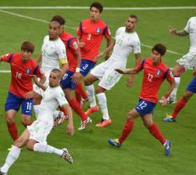 <!HS>브라질<!HE>에서 한국 눌렀던 알제리 축구, 러시아 <!HS>월드컵<!HE> 본선 실패