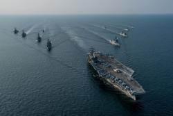 더 강력한 전략자산 원하는 한국 … 미, F-35B 스텔스기와 해병원정대 보낼까