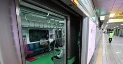 지하철 4호선 한대앞역서 청소노동자 열차 치여 숨져