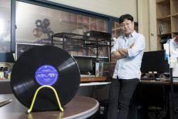 [직업의 정석] '아날로그 음악의 반격' 나는 LP 만드는 하종욱입니다