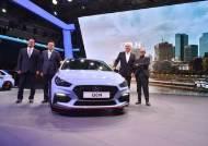 기술 자랑보다 시장 공략…'SUV'와 '고성능' 앞세운 한국차