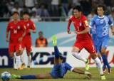 러시아월드컵 조추첨 <!HS>FIFA랭킹<!HE>으로…한국, 최악의 경우 '유럽2팀+남미1팀'