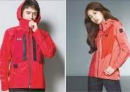 [leisure&] 고기능성 방수·투습·방풍 소재 재킷  , 변덕스런 날씨에도 걱정 마세요
