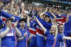 '인구 34만 명' 아이슬란드의 기적...사상 최초 월드컵 본선행