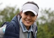 """'LPGA 시즌 첫 우승 기회' 전인지 """"스스로 칭찬, 주말에 더 기대돼"""""""