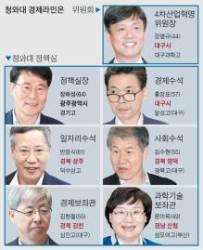 [토요정담] 정권 바뀌었지만 청와대 경제라인은 TK가 잡았다
