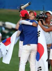 <!HS>박세리<!HE> 명예 조직위원장...'여자골프 국가대항전' 인터내셔널 크라운, 내년 10월 한국 개최