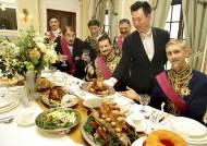 [포토클립] 고종 황제가 베푼 황실 연회엔 어떤 음식 나왔을까
