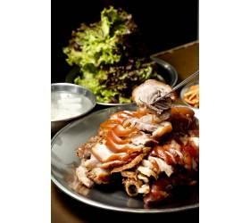 [맛대맛 다시보기] 간장·생강으로만 맛 내는 전통 족발 궁금해?