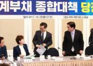 """김동연 """"신 DTI 내년 1월 시행…DSR 내년 하반기 도입"""""""