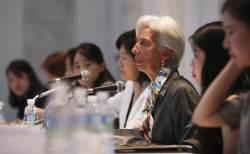 """라가르드 IMF총재 """"한국, 집단 자살사회"""" 한탄한 까닭"""