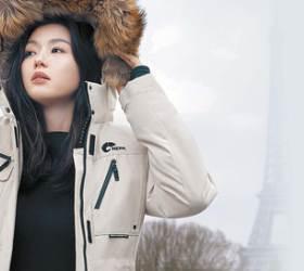 [leisure&] 후드엔 풍성해진 라쿤 퍼 고급스럽고 세련된 스타일 돌아온 '<!HS>전지현<!HE> 패딩'의 계절