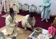 박근혜 탈당 권유한 류석춘, 박정희 추도식 갔다 봉변