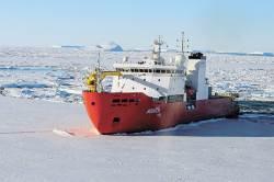 [<!HS>뉴스<!HE> <!HS>속으로<!HE>] 아라온호 9번째 남극 항해, 227일간 미지의 보물 찾는다
