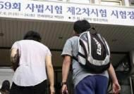 [미리보는 오늘]마지막 사법시험 최종 합격자 발표