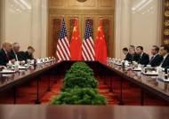 """283조원 선물 챙긴 트럼프 """"중국 무역 불공정 비난 않겠다"""""""