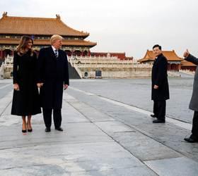 [<!HS>김수정의<!HE> <!HS>포린<!HE> <!HS>어페어즈<!HE>]트럼프, 역(易 )수표외교(checkbook diplomacy) 하고 떠났다