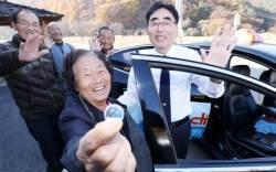 100원 택시, 실개천 살리기 … 행정실험 '<!HS>퍼스트<!HE> <!HS>펭귄<!HE>' 아산시