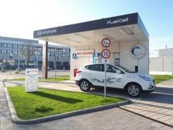 [J가 가봤습니다]독일에선 수소 자동차 충전 어떻게 할까