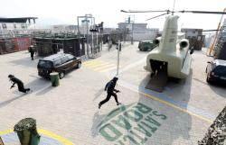 [굿모닝 내셔널]'군사도시' 논산서 병영체험 테마파크 가보니