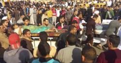 """이집트 테러 사망자, 305명으로 늘어…""""테러범, IS 깃발 소지"""" 추정"""