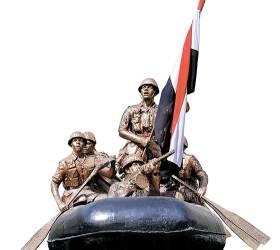 [박보균의 <!HS>현장<!HE> <!HS>속으로<!HE>] 사다트의 역사 도전, 전쟁을 결심해야 평화를 얻는다