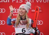 미국 '스키 요정' 시프린, 올림픽 2연속 금메달 보인다