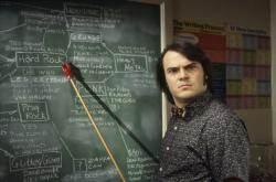 잭 블랙의 신명나는 록(Rock)학개론 '스쿨 오브 락'