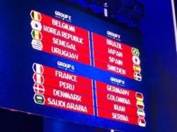 오늘 밤 12시 <!HS>월드컵<!HE> 조 추첨 … <!HS>브라질<!HE>·스페인·덴마크 만나면 최악