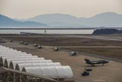 북한 노린 항공 무력 시위 비질런트 에이스 오늘 시작