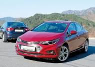 [자동차] 쉐보레 크루즈 가솔린, 편안한 주행 강점 … 디젤 모델은 압도적 연비가 경쟁력