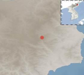 9일 오후 <!HS>북한<!HE> <!HS>핵실험<!HE>장 인근에 규모 3.0 지진 발생