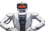 휴머노이드 로봇 '휴보', 평창올림픽 성화 봉송