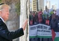 """반전평화연대 """"정부, 트럼프 '예루살렘 선언'에 반박 입장 내놔야"""""""