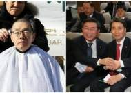'삭발' 변협회장 vs '환호' 세무사회장 직격 인터뷰