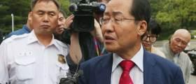 '<!HS>성완종<!HE> <!HS>리스트<!HE>' 홍준표 대법원 판결 22일…무죄 확정될까